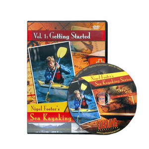 Nigel sea kayaking DVD