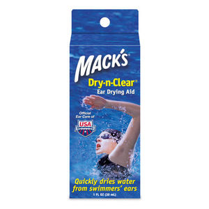 Macks clear Ear dry Aid